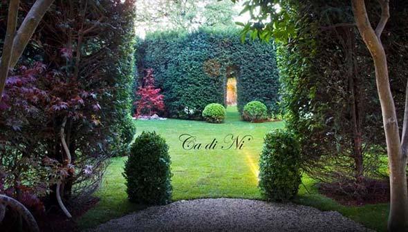 giardino segreto Cà di Nì Finalborgo